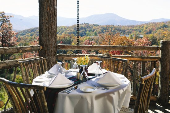 Dining and Shopping in Smokies