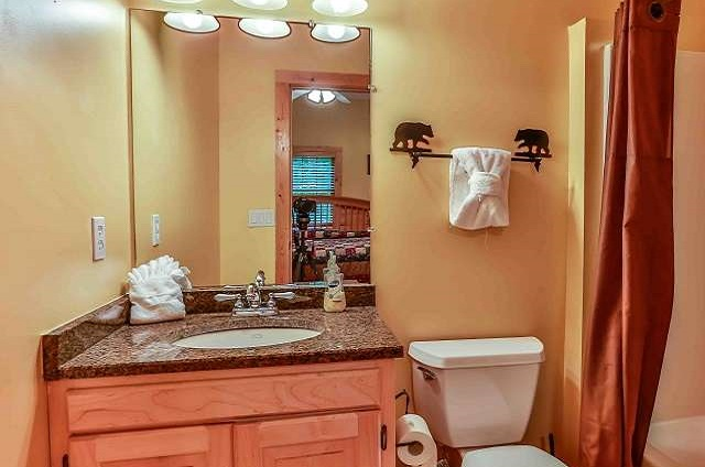 bear falls bathroom