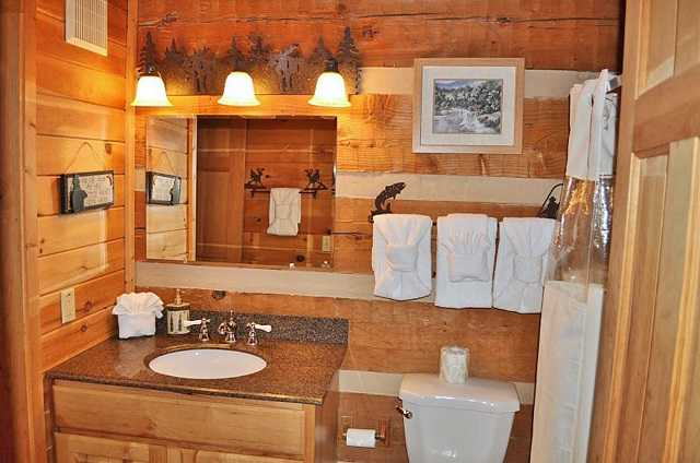 bear lodge bathroom