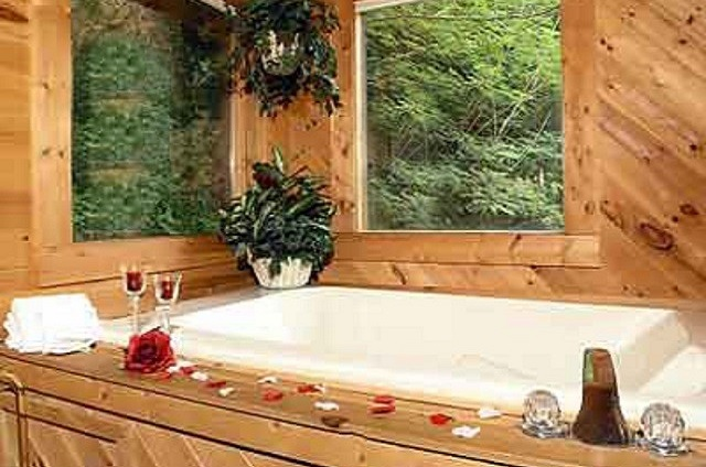 bear lodge jacuzzi