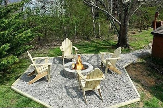 family memories fire pit