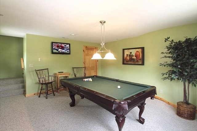 family memories game room