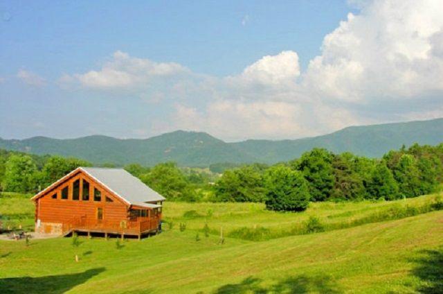 golden memories cabin mountains