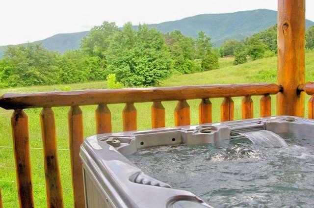 golden memories hot tub