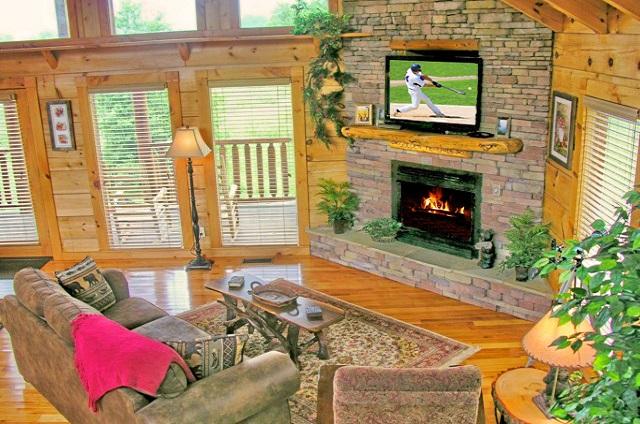 golden memories living room
