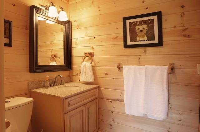 golden view lodge bathroom