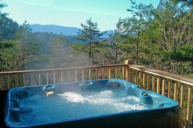 heavens view hot tub