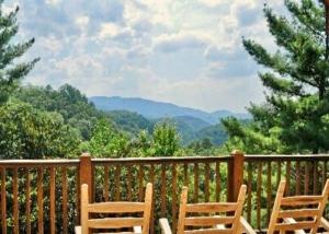 heavens view cabin