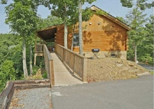 paradise ridge cabin