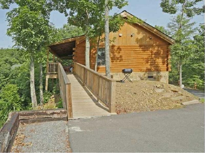 Smoky mountain golden cabins for Smoky mountain ridge cabins