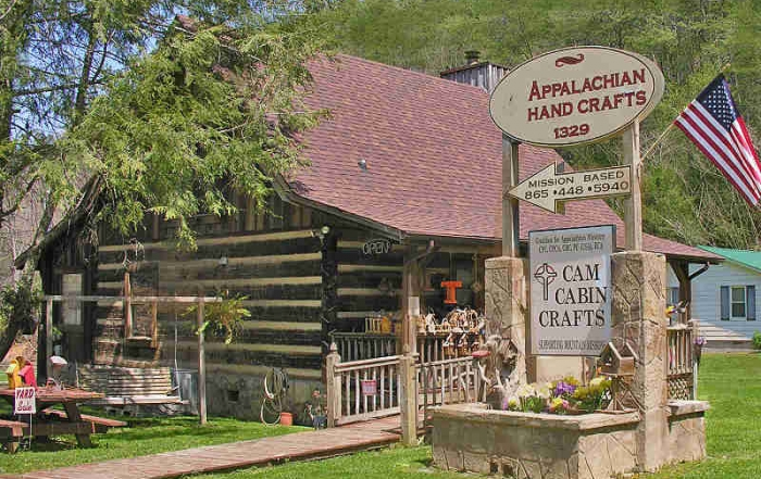 cam cabin crafts, Appalachian hand crafts