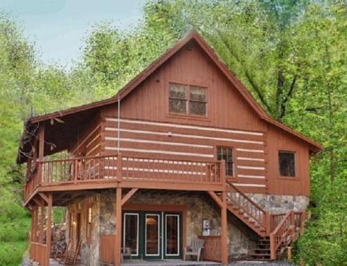 Black Bear Lodge Cabin