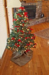 golden-memories-christmas-tree