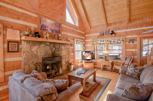 bear lodge great room
